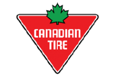 Synerion time and attendance customer logo- Canadian Tire